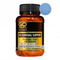 Buy Go Healthy Go Adrenal Support 120 Capsules - Prompt Dispatch