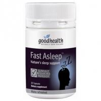 Buy goodhealth fast asleep 30 caps -
