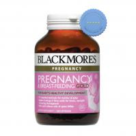 Blackmores Pregnancy and Breastfeeding Gold 120 Capsules