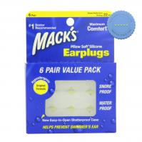 Buy Macks Pillow Soft Silicone Ear Plugs - Prompt Dispatch
