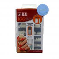 Buy Kiss Nails Square Tip 20s