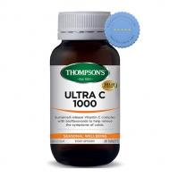 Buy Thompsons Ultra C 1000 60 Tablets - Prompt Dispatch