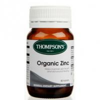 Buy Thompsons Organic Zinc 80s