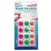 Buy Protech Ear Plugs 106 Kids Silicone -