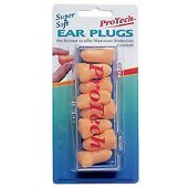 Buy protech ear plugs 114 super soft -