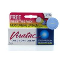 Buy Viratac Cold Sore Cream 5g