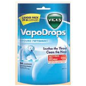 Buy vicks vapodrops original menthol 20 -