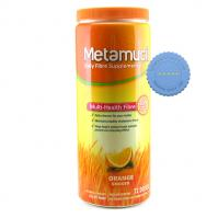 Buy metamucil smooth orange 425gm -