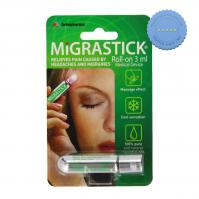 Buy Q Relief Migrastick 3ml - Prompt Dispatch