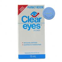 Buy Clear Eyes Drops 15ml