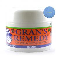 Buy Grans Remedy Scented Foot Powder 50g
