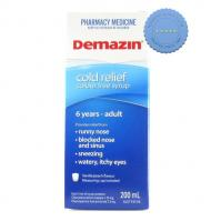 Buy demazin syrup clear 200ml - Prompt Dispatch