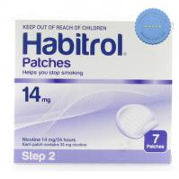 Habitrol Patches Step 2 14mg 7s -
