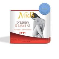 Buy Nads Brazilian and Bikini Wax Kit with Shapes