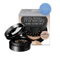 Buy Designer Brands Ground Mineral Foundation Light
