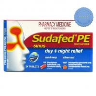 Buy sSudafed PE Day and Night Relief Tablets -