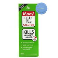 Buy Moov Head Lice Solution 200ml -