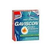 Buy Gaviscon Double Strength Tablets 60