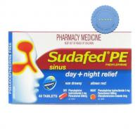 Buy sudafed pe sinus day and night 48 -