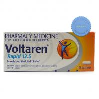 Buy Voltaren Rapid Tablets 12 5mg 10 -