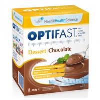 Optifast VLCD Chocolate Dessert 8 Pack