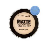 Buy Maybelline Matte maker all day matte powder natural beige -