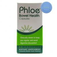 Buy Phloe Healthy Bowel 50 Capsules - Prompt Dispatch