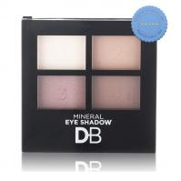 Buy Designer Brands Mineral Eye Shadow Cocoa Brown