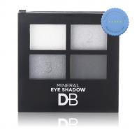 Buy Designer Brands Mineral Eye Shadow Smokey Charcoal