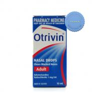 Buy Otrivin Adult Nasal Drops 1 Percent 10ml -