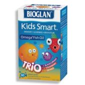 Buy Bioglan Kids Smart Fish Trio 60s online