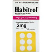 Buy Habitrol Lozenges Mint 2mg 36 Multi Pricing
