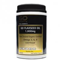 Buy go healthy go flaxseed oil 1000mg 220 ca - Prompt Dispatch
