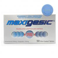 Maxigestic Pain Relief 50 Pack