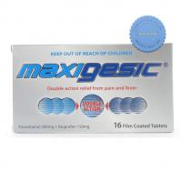 Buy Maxigesic Pain Relief 16 Tablets
