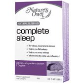Buy natures own 0933 complet sleep capsules 30s -