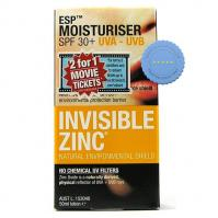 Buy Invisible Zinc Esp Moisturiser SPF 30 50ml