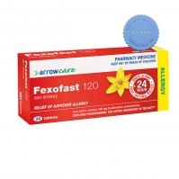 Buy Fexofast 120mg 30 Tablets