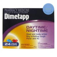 Buy dimetapp day night capsules 24s -