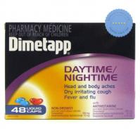 Buy Dimetapp Day Night Capsules 48s