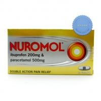 Nuromol Tablets 12 | International Shipping |