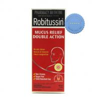 Buy robitussin mucus relief doub action -