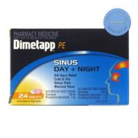Buy dimetapp pe sinus day night 24 -