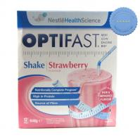 Buy optifast shake strawberry 12 x 54g -