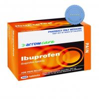 Buy Arrowcare Ibuprofen 200mg 100 Tablets - Prompt Dispatch