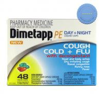 Buy dimetapp pe day night cough cold flu 48 -