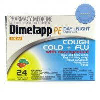 Buy dimetapp pe day night cough cold flu 24 -