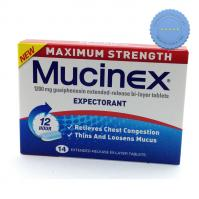 Buy mucinex maximun strength 14 tablets -