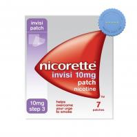 Buy Nicorette 16Hr Invisipatch Step 3 10mg x 7 Patches -
