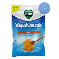 Buy vicks vaponaturals naturally flavoured drops honey 19s -